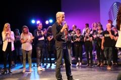 Alain Lanty et le Studio Vocal