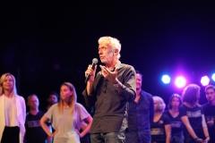 Alain Lanty Parrain du Studio vocal