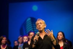 Alain Lanty délibération au Studio vocal